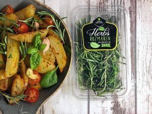 zapečeni krompir sa ruzmarinom-zapečeni krompir sa belim lukom-zapečeni krompir-zapečeni krompir u rerni-recept-večera-užina-ručak-predjelo-jela od krompira-kako spremiti ručak od ničega