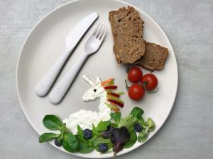 zdrav hleb-banana-šargarepa