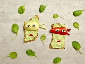 namaz-spanać-užina-jelo-namaz od sira-Iceberg Salat Centar