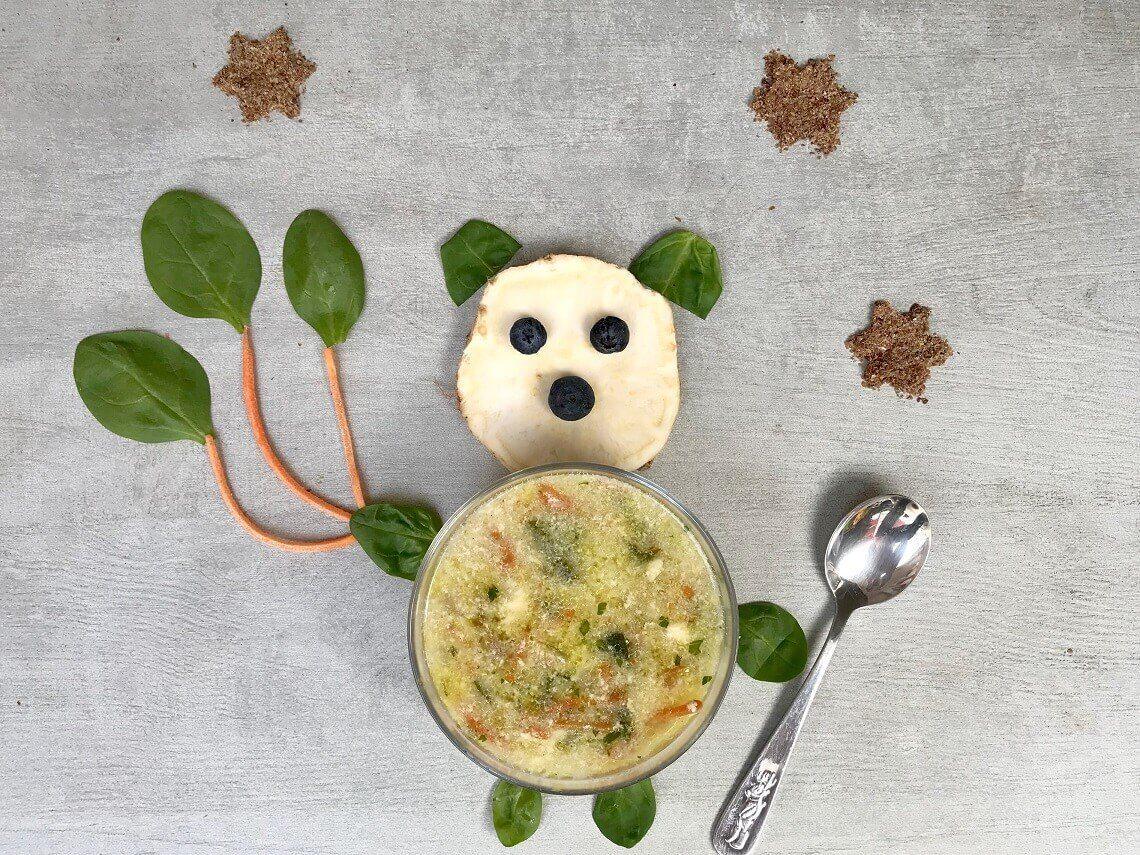 čorba sa spanaćem-čorba-supa-čorbica-supica-spanać-babz spanać-zdravo-ukusno-kašikom-ručak-večera-jelo-obrok-recept-Iceberg Salat Centar