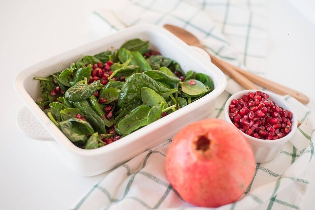 nar-salata-salata sa narom-salata sa baby spanaćem-salata sa baby spanaćem i narom-zdravo-ukusno-ručak-večera-užina-obrok-recept-Iceberg Salat Centar