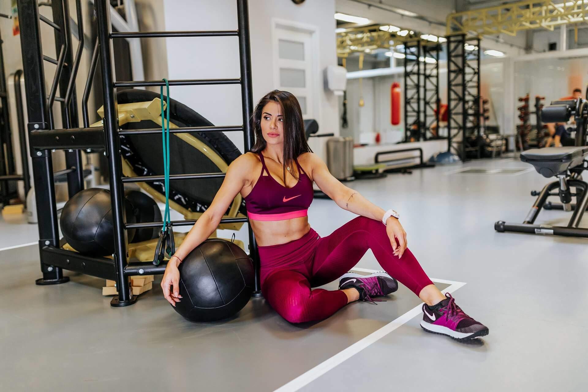 Trening kod kuće za mesec maj sa Janka Budimir