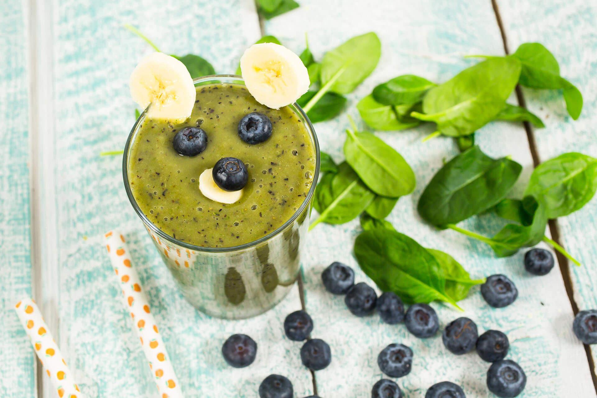 Energetski smoothie sa borovnicom