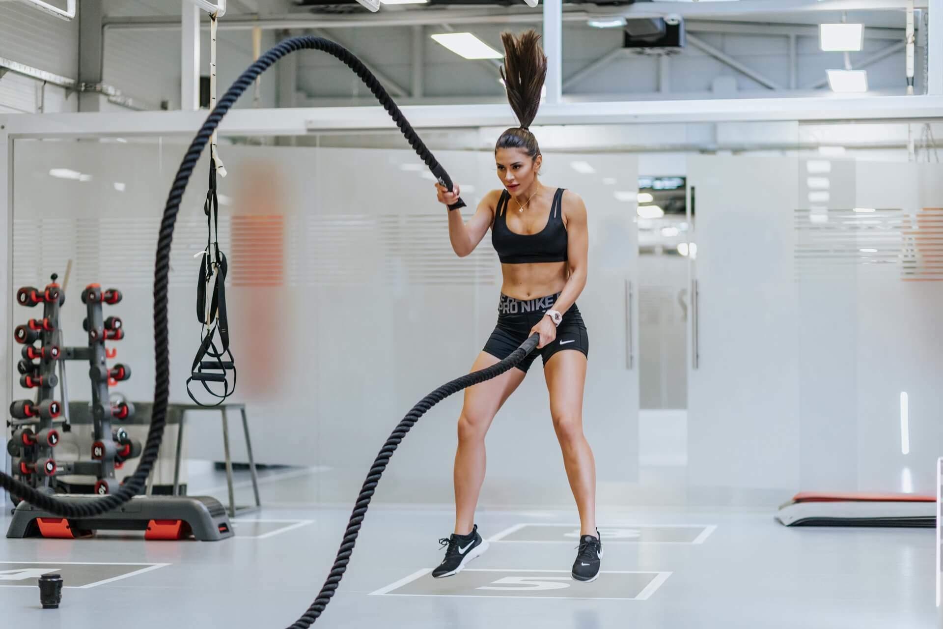 fitness, trening, vežbanje, Janka Budimir, Iceberg Salat Centar