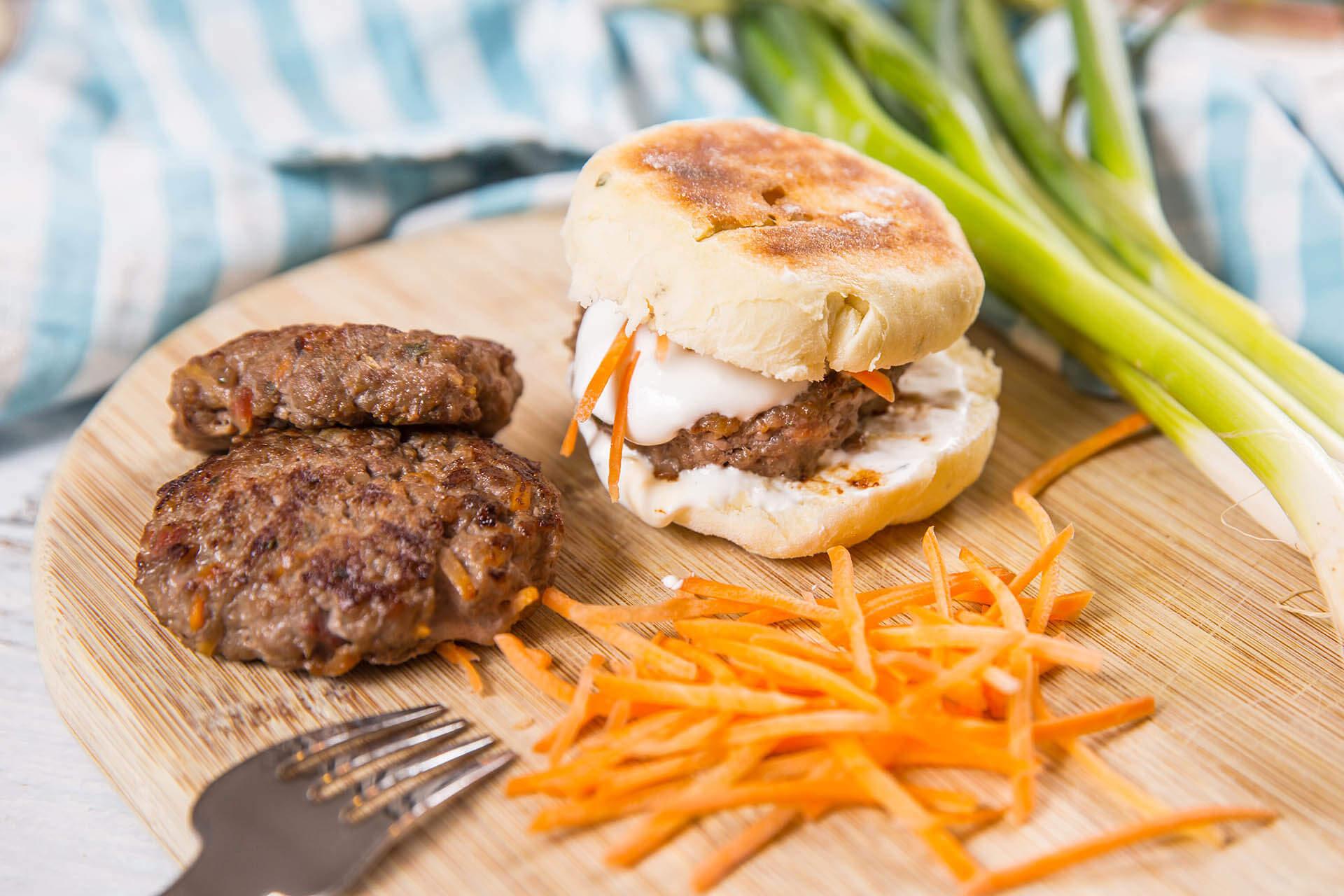 juneći burgeri