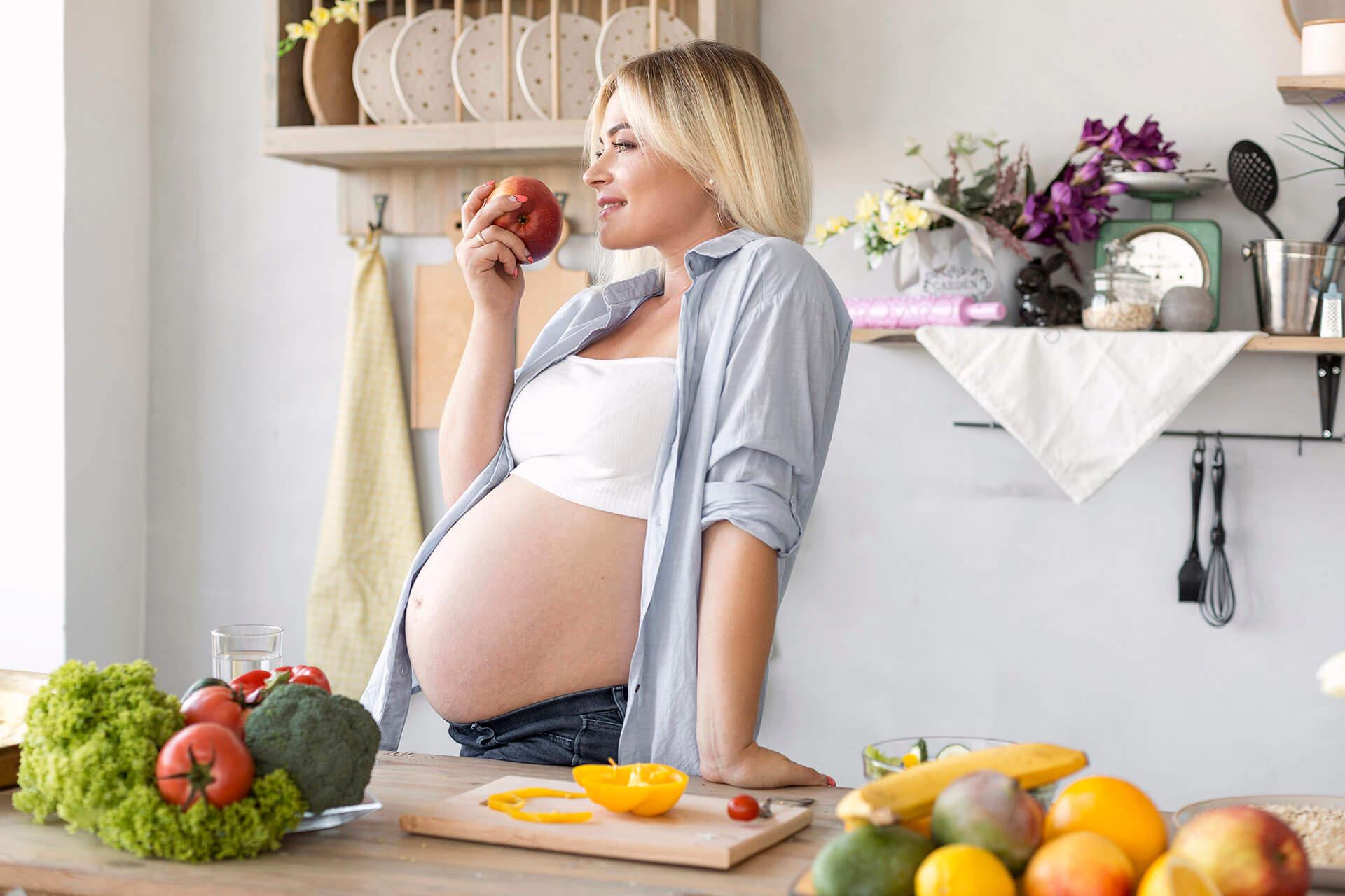 zdrava ishrana u trudnoći