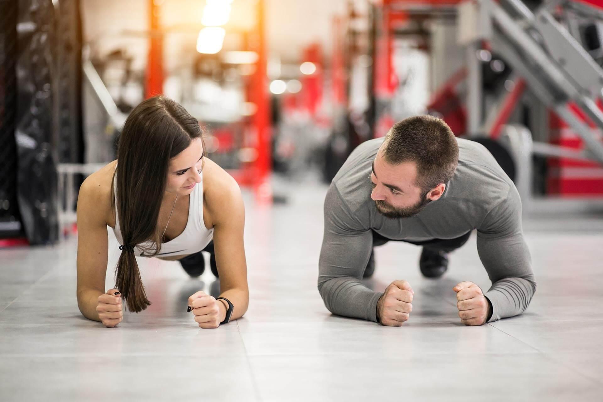 vežbe za žene i muškarce