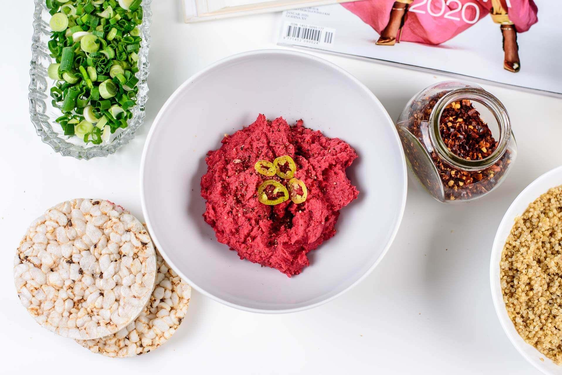 humus od cvekle