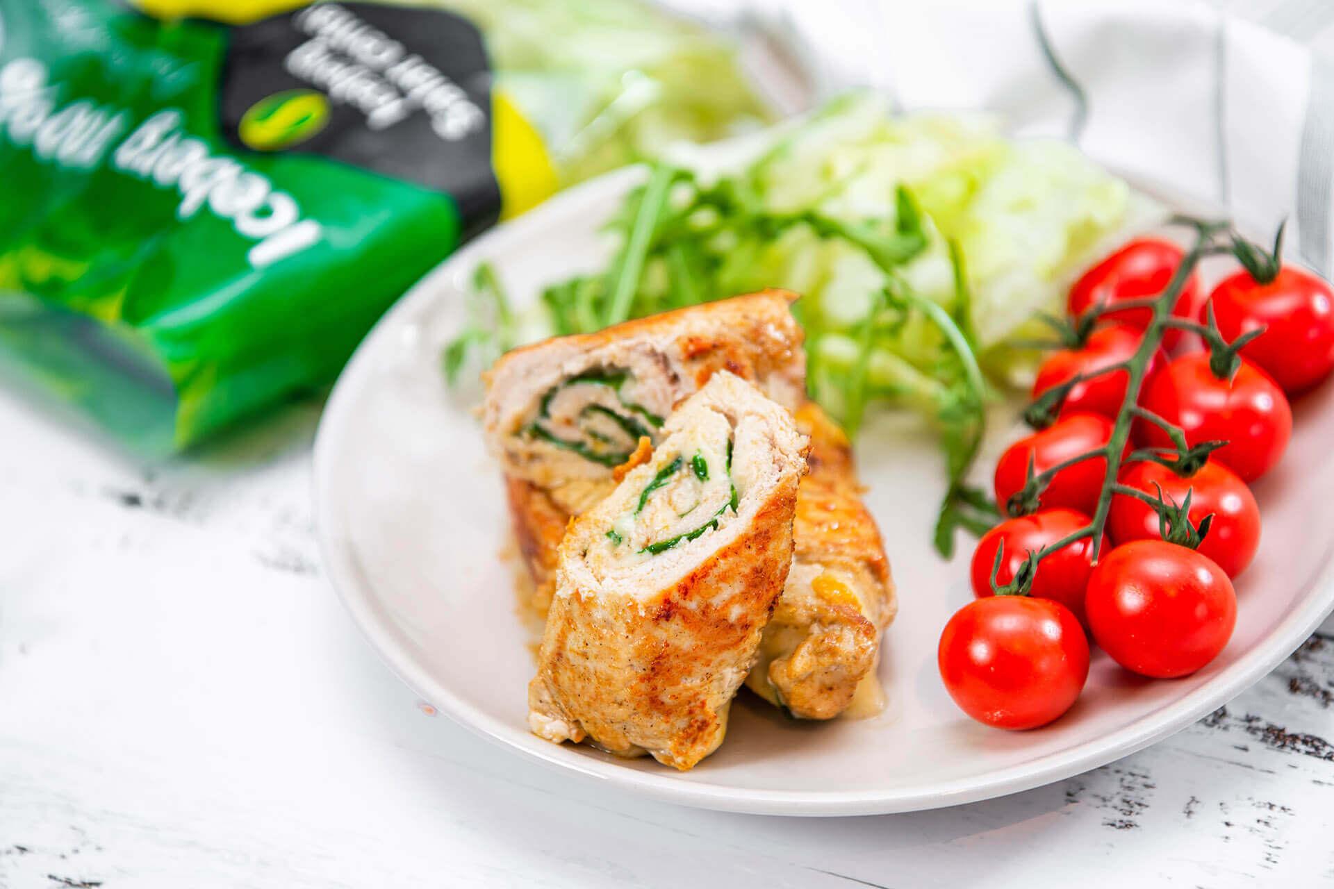 piletina, klub zdravih navika, piletina klub zdravih navika, kzn, piletina kzn, vecera, zdrava piletina, susam piletina, iceberg salat centar