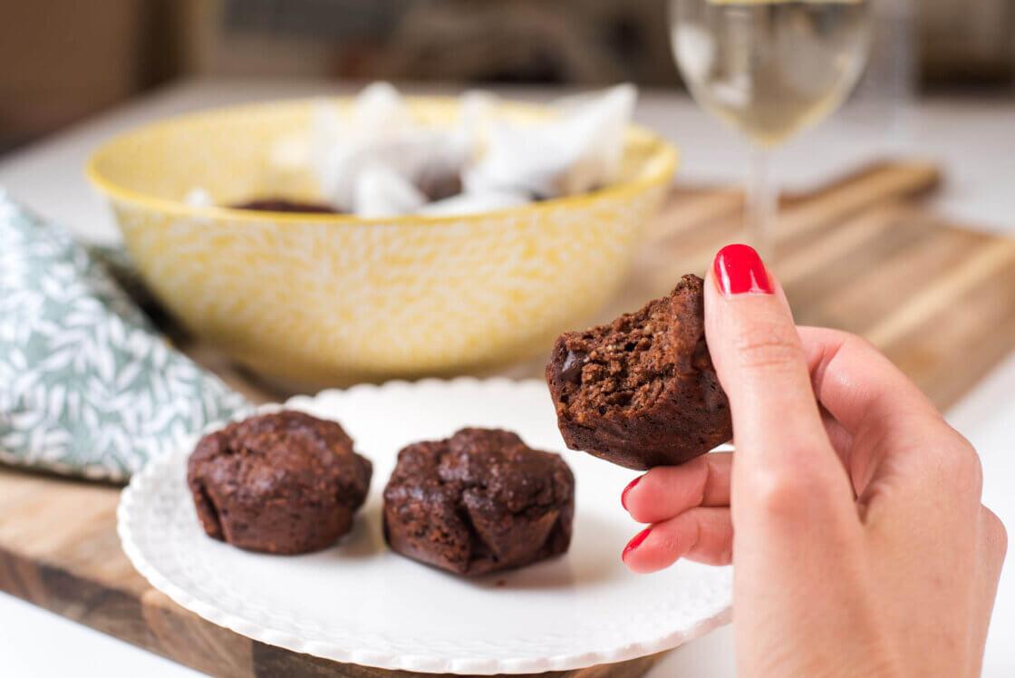 čokoladni mafini, zdravo, mafini, slatkiš, desert, Iceberg Salat Centar