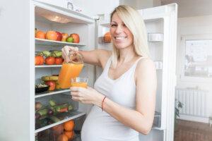ishrana trudnice, ishrana u trudnoći, hrana za trudnice, Iceberg Salat Centar