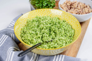 pirinac, klub zdravih navika, kzn, pirinac klub zdravih navika, pirinac kzn, brokoli sa pirincem, pirincani brokoliji, zdravi dijetani obrok, rucak, iceberg salat centar