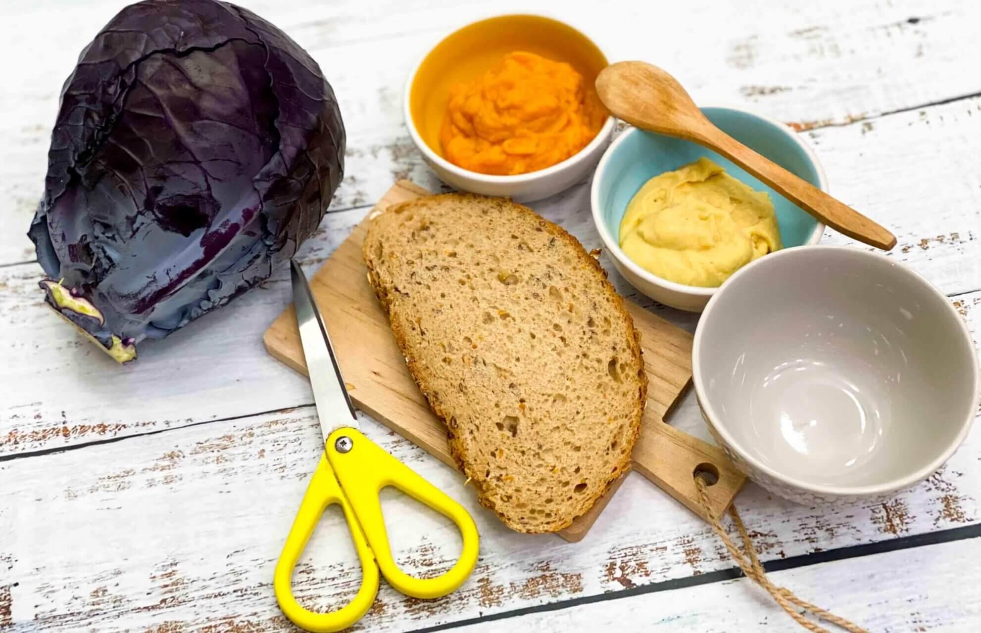 lisica, klub zdravih navika, kzn, lisica klub zdravih navika, lisica kzn, formiranje sendvica u obliku lisice, uzina, humus namaz, namaz od humusa, iceberg salat centar